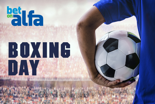 Boxing Day με Bet on Alfa